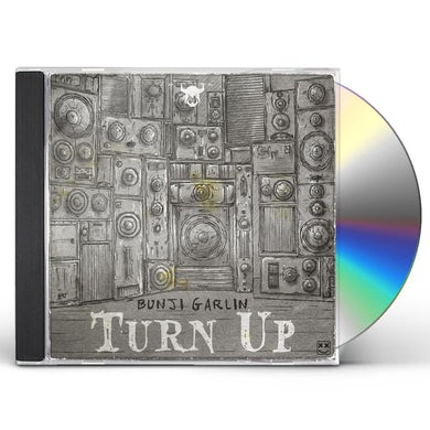 Bunji Garlin TURN UP CD