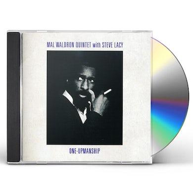 Mal Waldron ONE-UPMANSHIP CD
