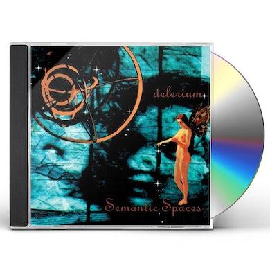 Delerium SEMANTIC SPACES CD