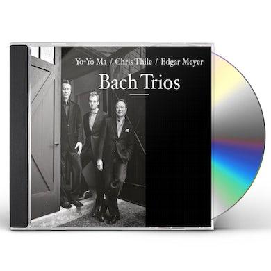 Yo-Yo Ma BACH TRIOS CD