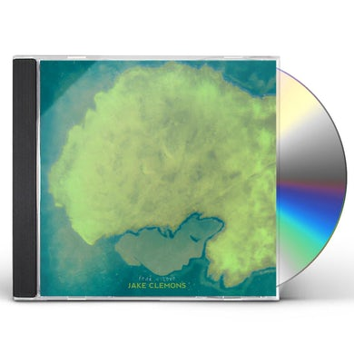 Jake Clemons FEAR & LOVE CD