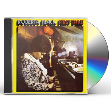 Roberta Flack FIRST TAKE CD