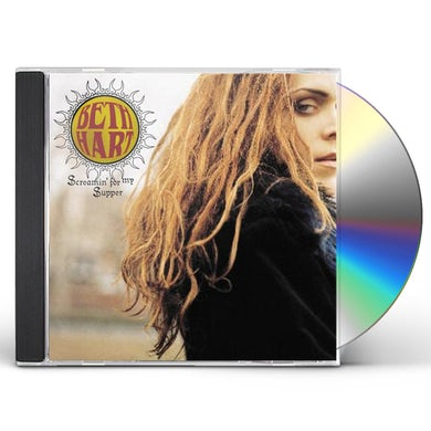 Beth Hart SCREAMIN FOR MY SUPPER CD