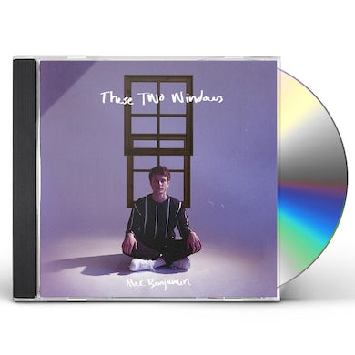 Alec Benjamin THESE TWO WINDOWS CD