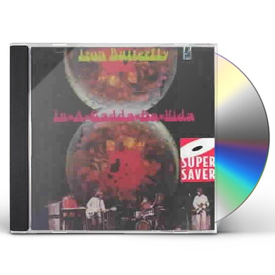 Iron Butterfly IN-A-GADDA-DA-VIDA CD