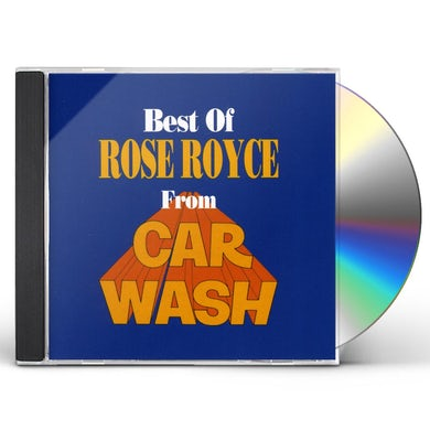 BEST OF ROSE ROYCE CAR WASH CD