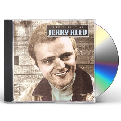 Jerry Reed ESSENTIAL CD
