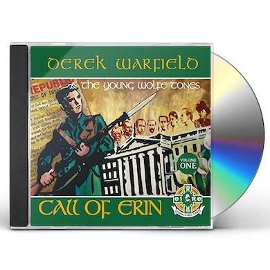 Derek Warfield CALL OF ERIN 1 CD