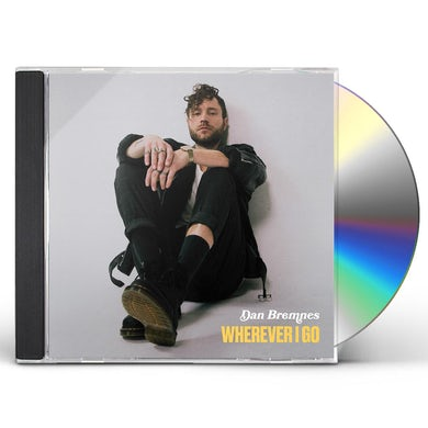 Dan Bremnes WHEREVER I GO CD