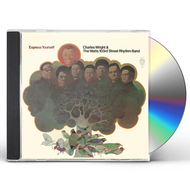 Charles Wright EXPRESS YOURSELF CD