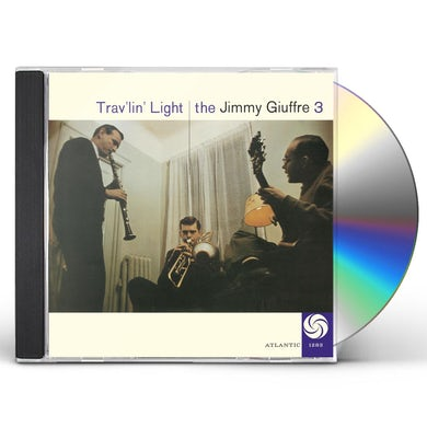 Jimmy Giuffre TRAV'LIN' LIGHT CD