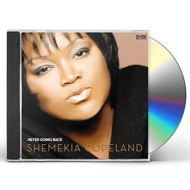 Shemekia Copeland NEVER GOING BACK CD