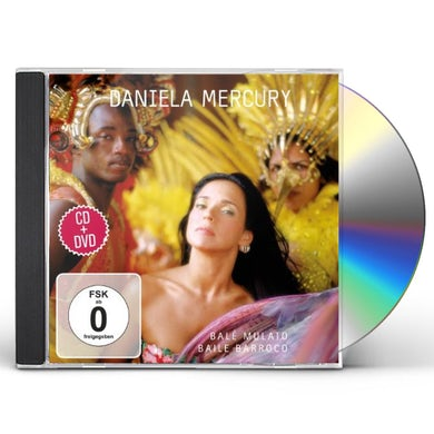 Daniela Mercury BALE MULATO-BAILE BARR CD