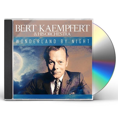 Bert Kaempfert WONDERLAND BY NIGHT CD