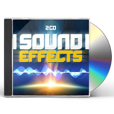Sound Effects MACHINES & NATURE CD