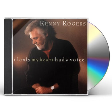 Kenny Rogers IF MY HEART HAD A VOICE CD