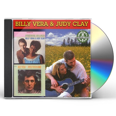 Billy Vera & Judy Clay STORYBOOK CHILDREN: WITH PEN IN HAND CD