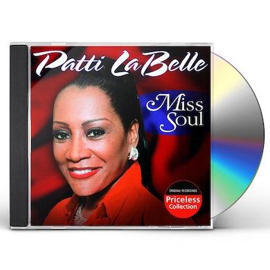 Patti LaBelle MISS SOUL CD