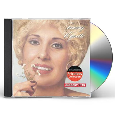 Tammy Wynette BIGGEST HITS CD
