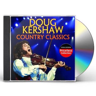 Doug Kershaw COUNTRY CLASSICS CD