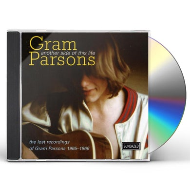Gram Parsons ANOTHER SIDE OF THIS LIFE CD