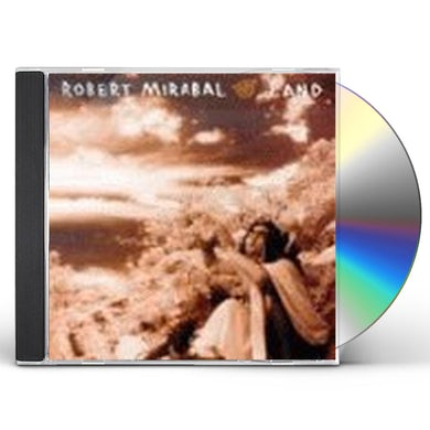 Robert Mirabal LAND CD