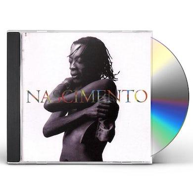 Milton Nascimento NASCIMENTO CD