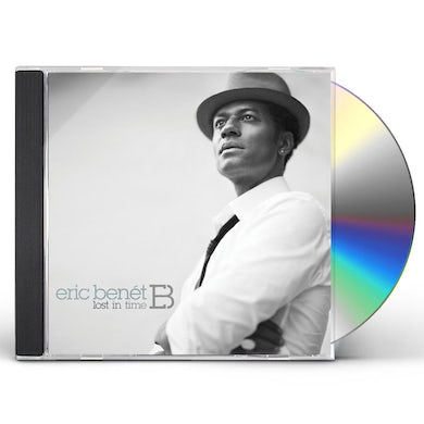 Eric Benet LOST IN TIME CD