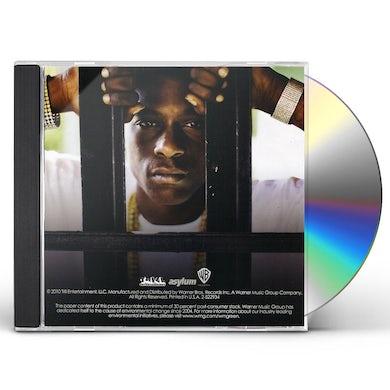 Boosie Badazz INCARCERATED CD