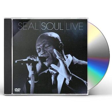 Seal SOUL LIVE CD
