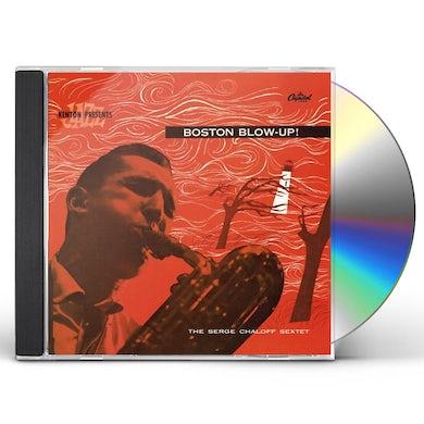 Serge Chaloff BOSTON BLOW UP CD