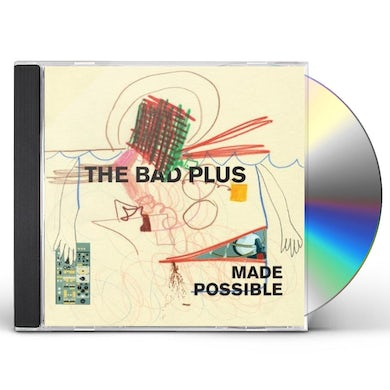Bad Plus MADE POSSIBLE CD