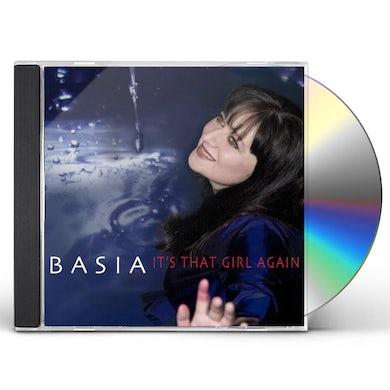 Basia IT'S THAT GIRL AGAIN CD