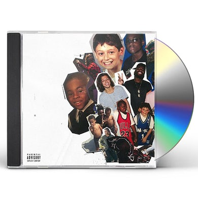 GROWING PAINS CD