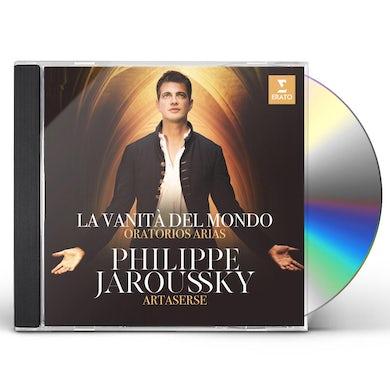 La Vanita Del Mondo CD