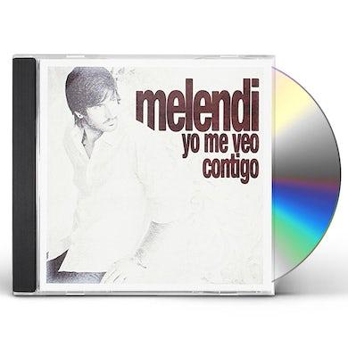 Melendi YO ME VEO CONTIGO CD