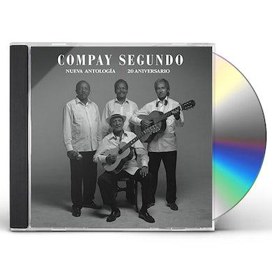 Compay Segundo ANTOLOGIA 20 ANOS CD