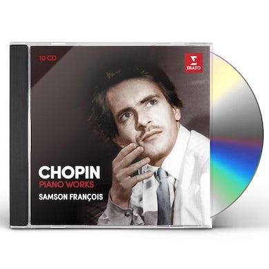 Samson Francois CHOPIN: PIANO WORKS CD