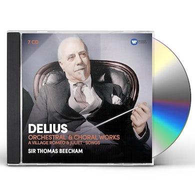 Sir Thomas Beecham DELIUS (7CD) CD