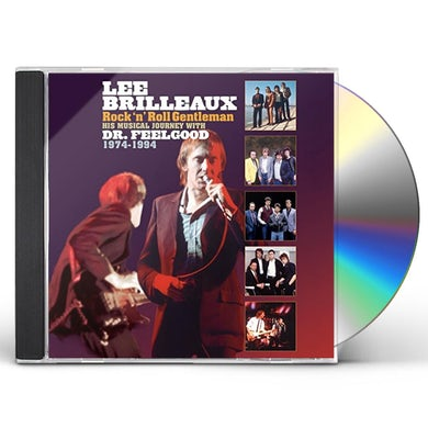 Dr Feelgood LEE BRILLEAUX: ROCK N ROLL GENTLEMAN CD