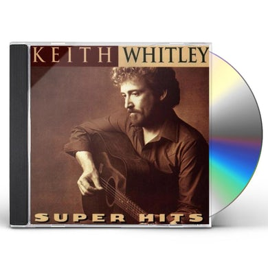 Keith Whitley SUPER HITS CD