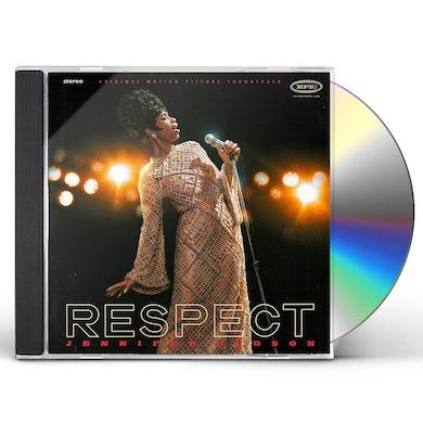 Jennifer Hudson RESPECT (Original Motion Picture Soundtrack) CD