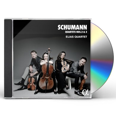 Schumann STRING QUARTETS 2 & 3 CD