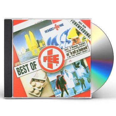 BEST OF FEE CD