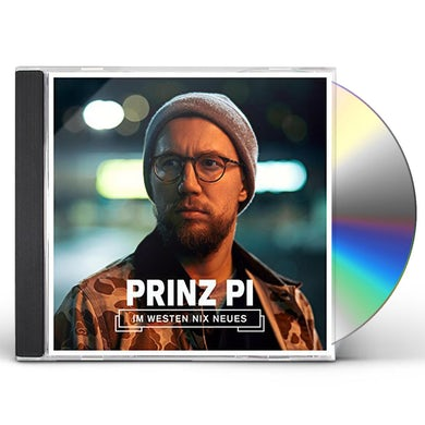 Prinz Pi IM WESTEN NIX NEUES CD