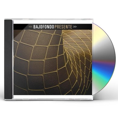 Bajofondo PRESENTE CD