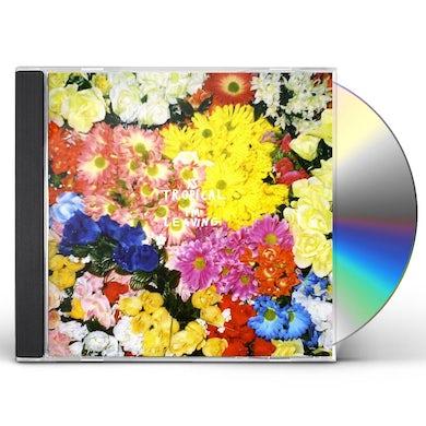 IS TROPICAL I AM LEAVING CD