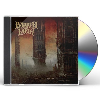 Barren Earth ON LONELY TOWERS CD