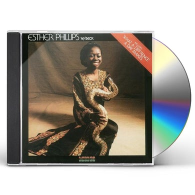 Esther Phillips WHAT A DIFF'RENCE A DAY MAKES CD