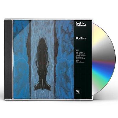 Freddie Hubbard SKY DIVE CD
